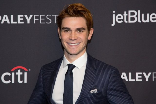 'Riverdale's' KJ Apa replaces Kian Lawley in 'The Hate U Give'