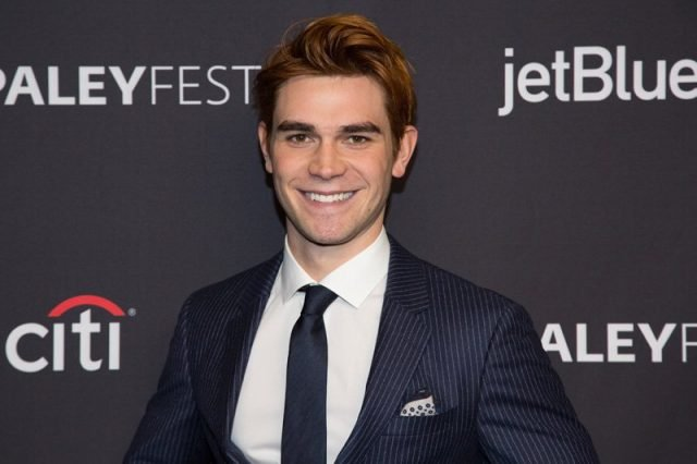 'Riverdale' star KJ Apa replaces Kian Lawley in 'The Hate U Give'
