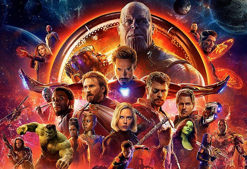 Avengers Infinity War Blu Ray And Digital Releases Confirmed