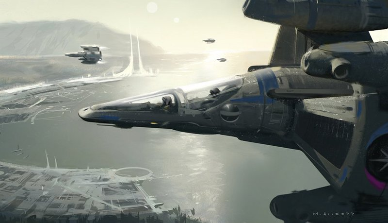 Gary Whitta developing Last Starfighter Reboot