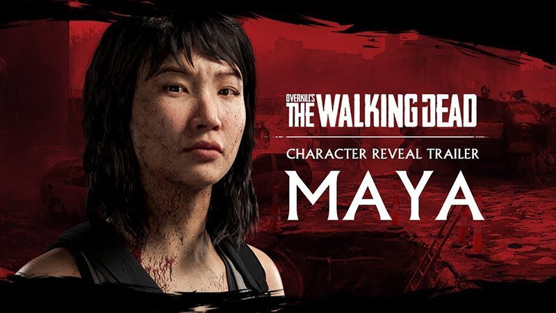 Overkill's The Walking Dead Second Character Revealed in New Trailer