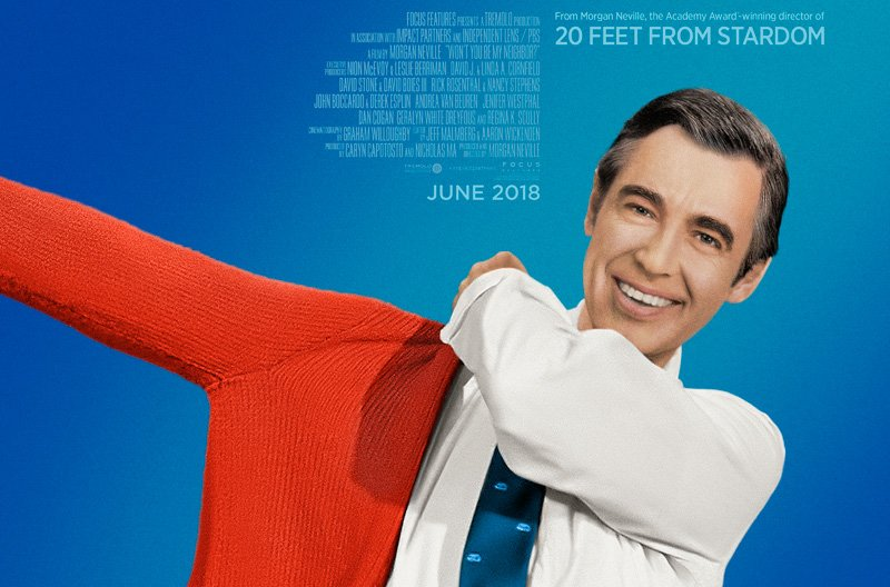 Check Out the New Won't You Be My Neighbor? Poster