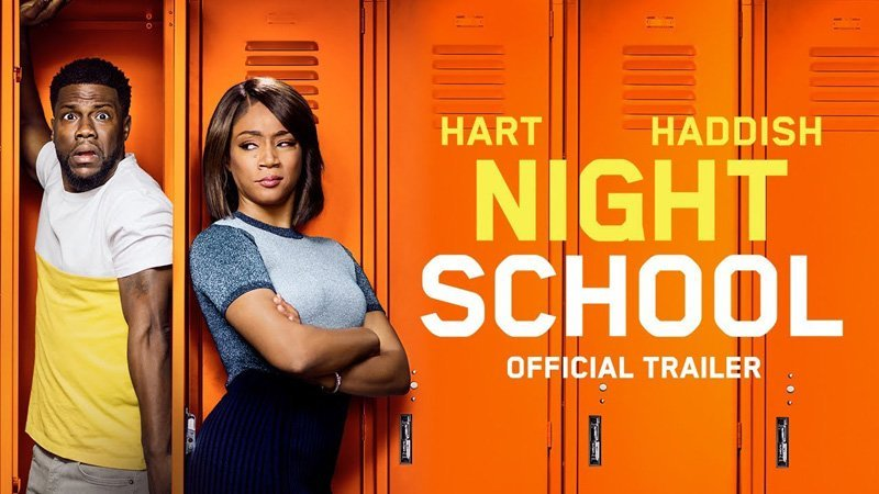 First look at Kevin Hart and Tiffany Haddish in 'Night School'
