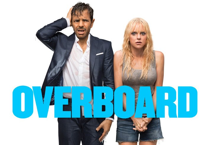 Exclusive Overboard Clip with Anna Faris and Eugenio Derbez