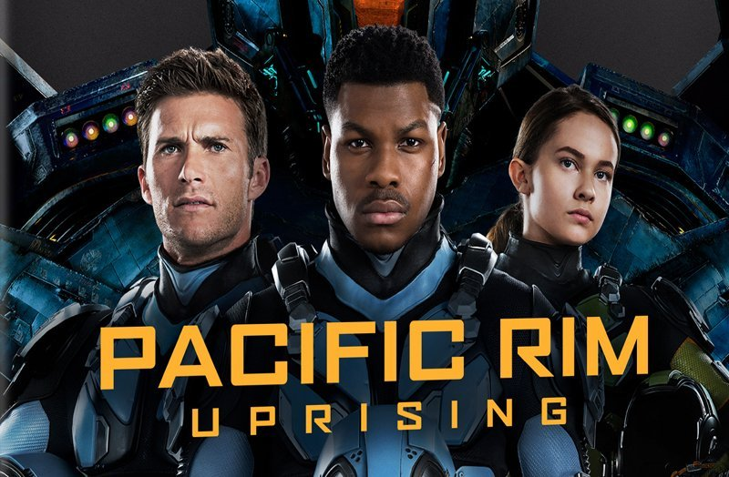 Pacific Rim Uprising Blu-ray and Digital Details Announced
