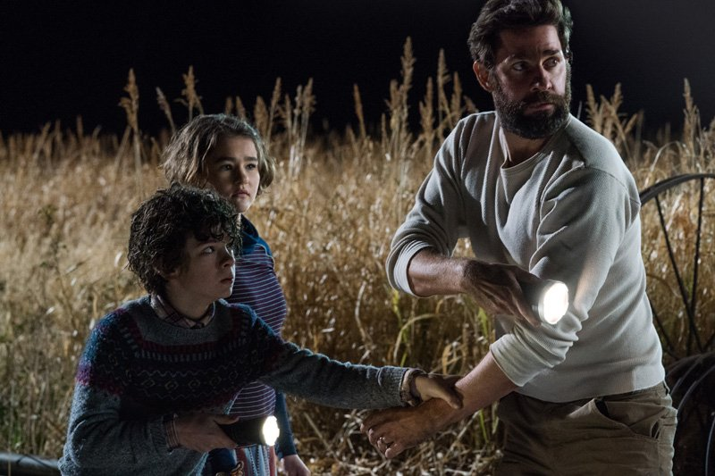 Paramount Moving Forward With A Quiet Place Sequel