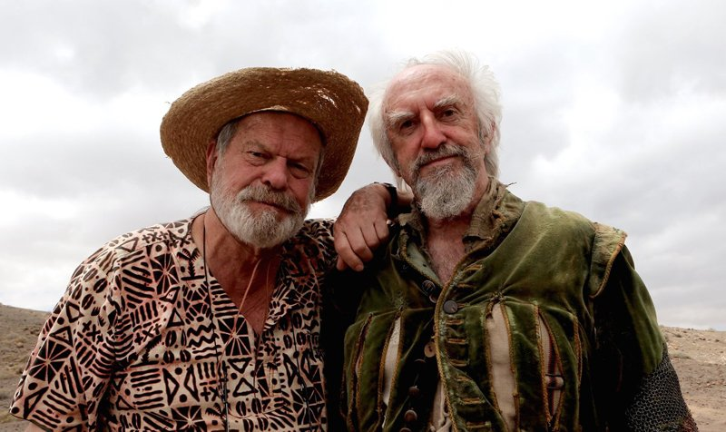 Terry Gilliam's The Man Who Killed Don Quixote Won't Show at Cannes