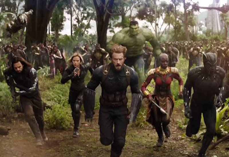 First Avengers: Infinity War Reactions Hit the Web!