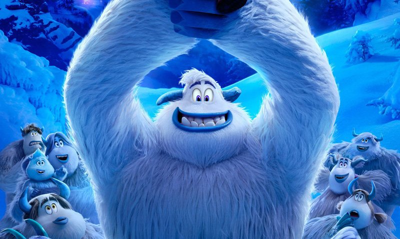 New Smallfoot Trailer Has Big Big Laughs