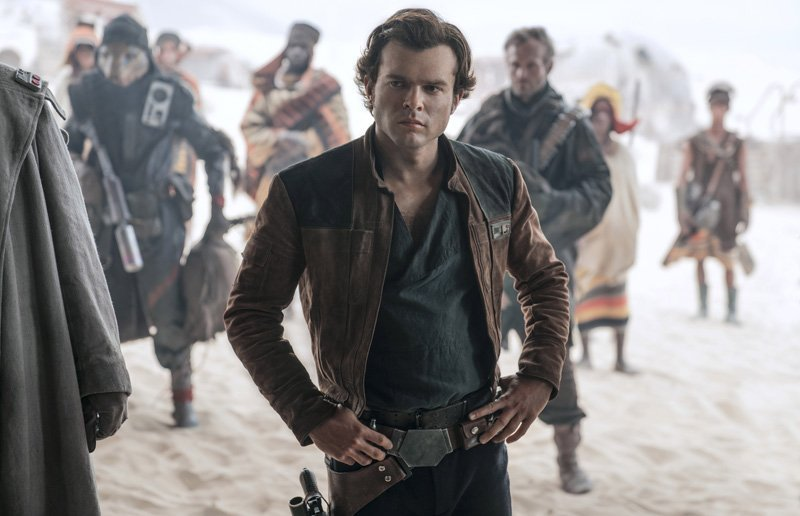 Confirmed: Solo to be Presented at the Cannes Film Festival in May