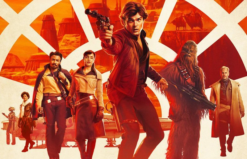 Full Trailer for 'Solo: A Star Wars Story' Kicks into Lightspeed