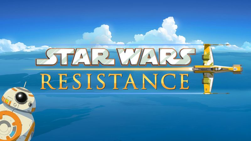 Star Wars Resistance Animated Series Announced!
