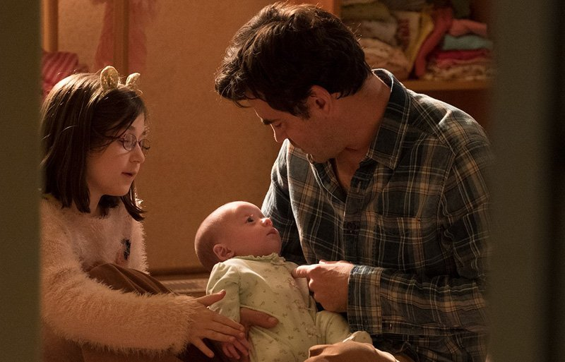 Interview with Tully Stars Ron Livingston and Mark Duplass
