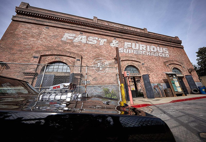 Take a Look at Fast & Furious Supercharged Vehicles