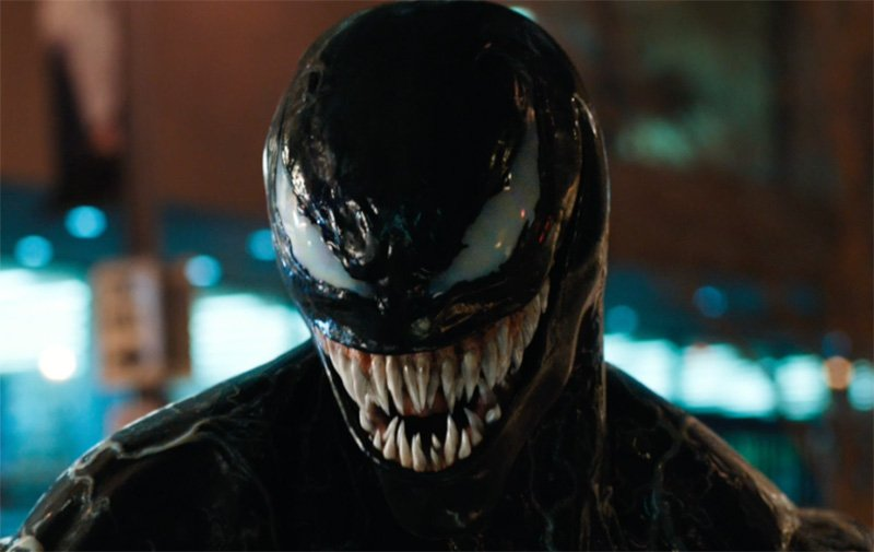 The New Venom Trailer Featuring Tom Hardy!