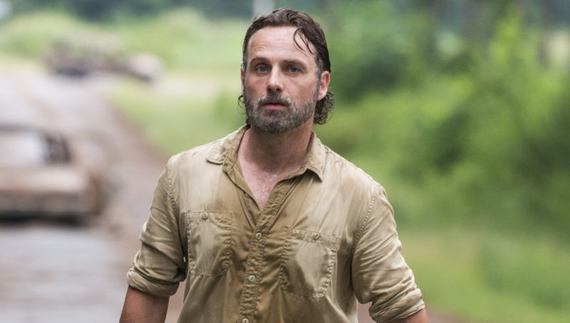 The Walking Dead Andrew Lincoln: Andrew Lincoln Reportedly Exiting The Walking Dead After