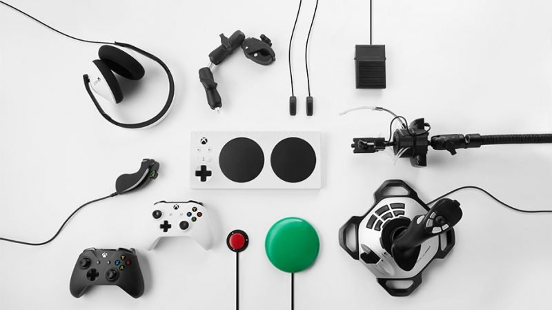 Microsoft Unveils New Xbox Adaptive Controller for Gamers with Disabilities
