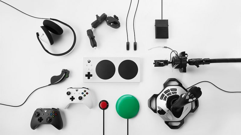 Microsoft formally announce the Xbox Adaptive Controller