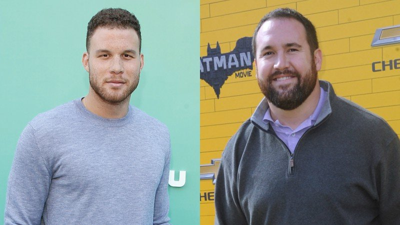 Blake Griffin and Ryan Kalil Team Up For Sci-Fi Comedy