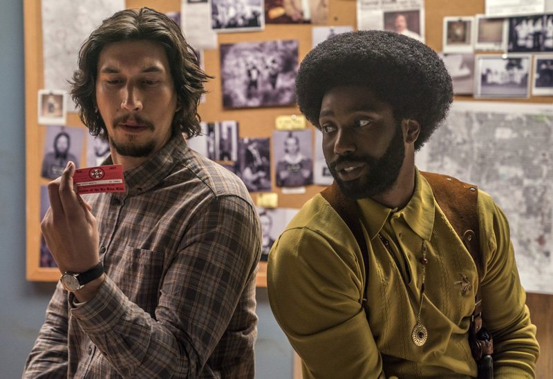 Watch Trailer for Spike Lee's 'BlacKkKlansman'