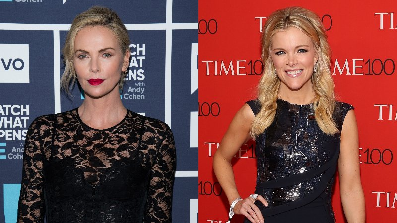 Charlize Theron to Play Megyn Kelly in Roger Ailes Movie