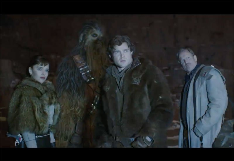 The Solo Crew Assembles in New TV Spot