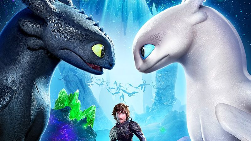 First How to Train Your Dragon: The Hidden World Poster Debuts