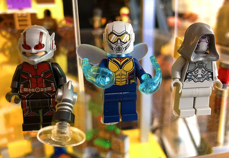 100 Lego Fall Preview Images With Ant-Man, Solo & More!