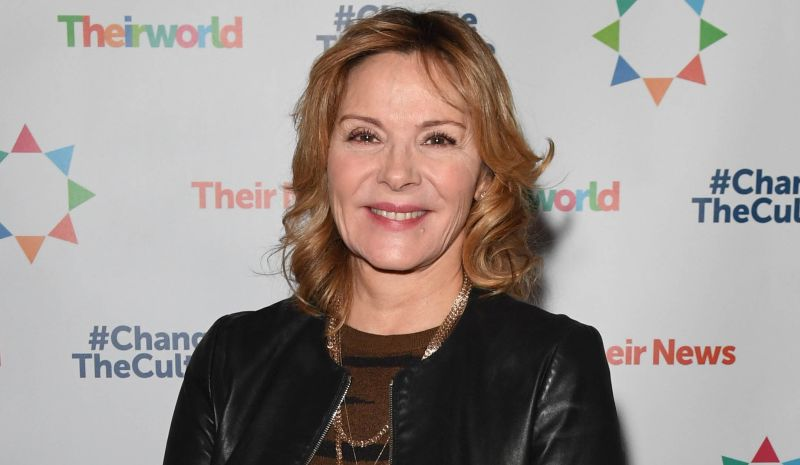 Kim Cattrall to Star in Psychological Thriller Tell Me a Story