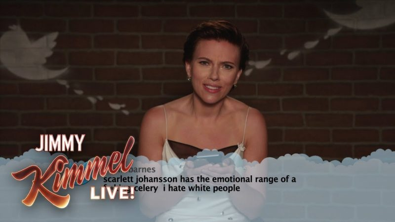 Avengers Cast Reads Mean Tweets on Jimmy Kimmel