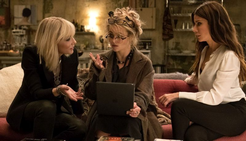 New Ocean's 8 Photos Bring the Crew Together