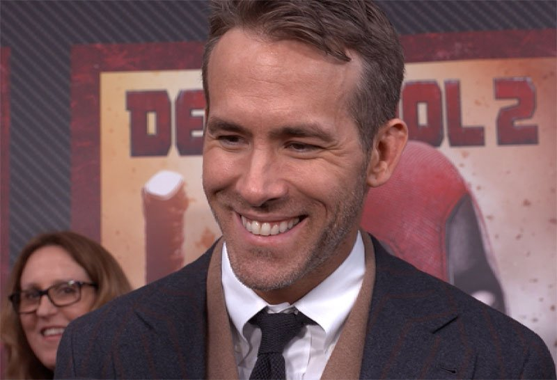 CS Video: Ryan Reynolds (and Deadpool) Talk Deadpool 2!