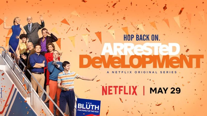 The Bluths Are Back for Arrested Development's Fifth Season This Month