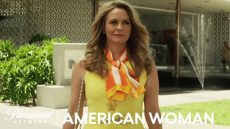 Alicia Silverstone in the Official American Woman Trailer