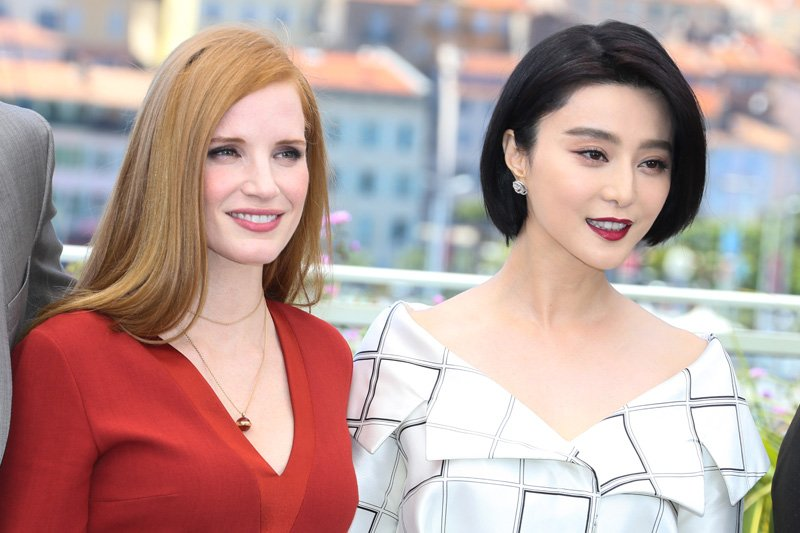 New Ensemble Female Spy Thriller 355 Set to Auction at Cannes