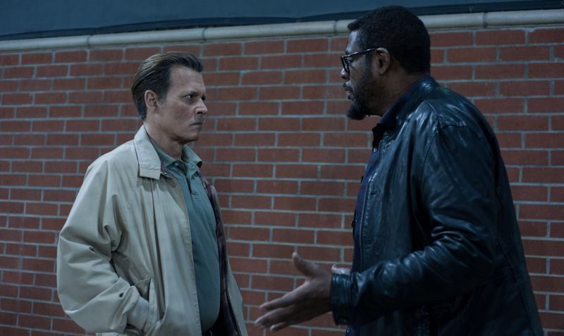 Johnny Depp's City Of Lies Pulled From Release By the Studio