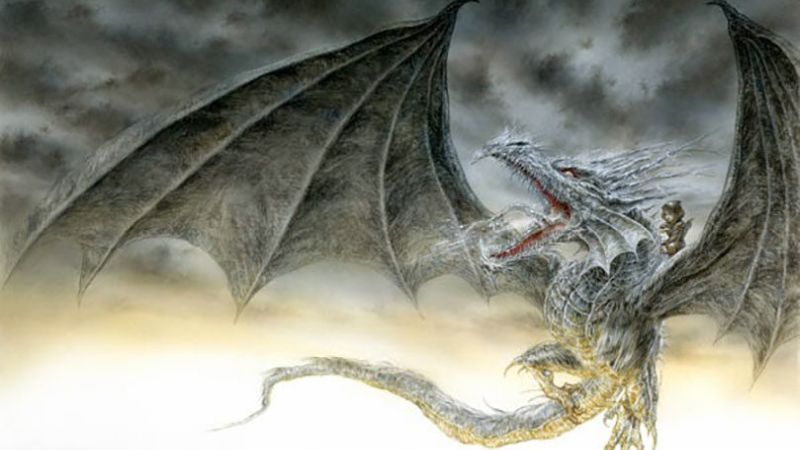 George RR Martin's The Ice Dragon Novel Will Become A Movie