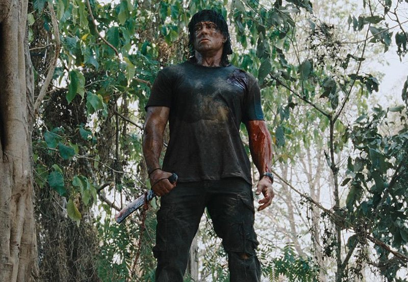 Rambo V Shooting Scheduled to Start in September