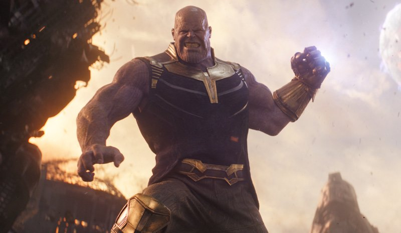 Thanos Wipes Out Box Office Competition as Avengers Dominates Week 2