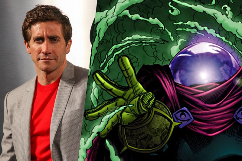 Jake Gyllenhaal to Play Mysterio in Spider-Man: Homecoming sequel!