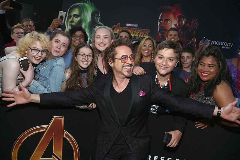 Marvel Studios: Hero Acts Commits Over $1M to Make-A-Wish & Starlight Children's Foundation
