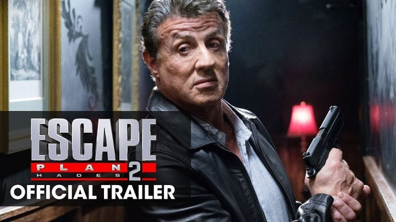 Check Out the Long-Awaited Escape Plan 2 Trailer