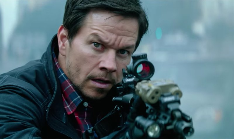 Watch the Mile 22 Red Band Trailer Featuring Mark Wahlberg!