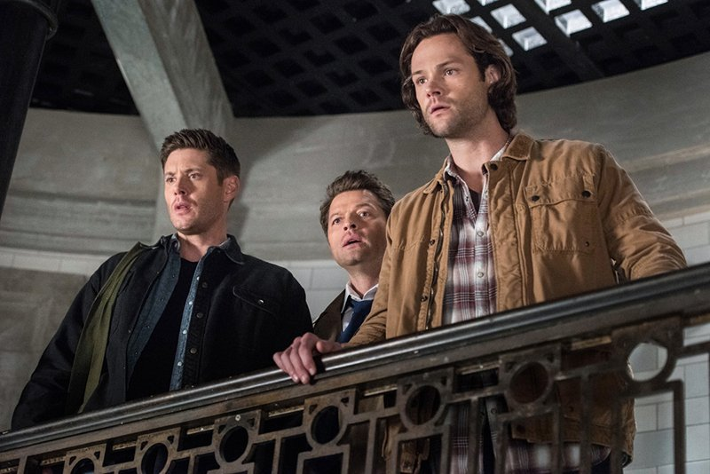 Supernatural Episode 13.23 Photos: Let the Good Times Roll
