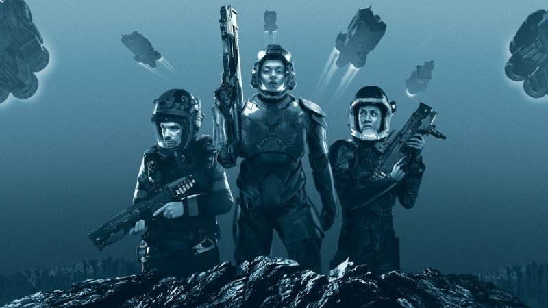 Syfy Drops The Expanse After Three Seasons