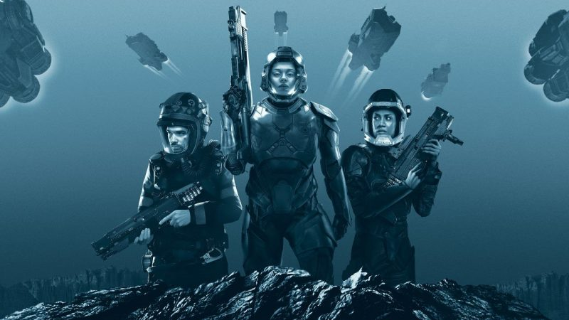 'The Expanse' cancelled at Syfy, but may live on elsewhere