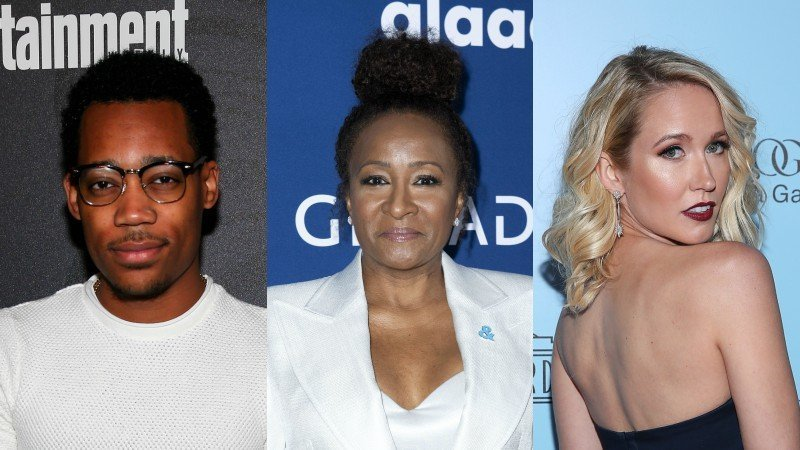 Tyler James Williams, Anna Camp, Wanda Sykes & More Join The Wedding Year