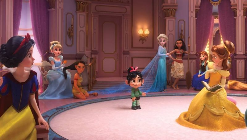 New Wreck It Ralph 2 Images Reveal New Characters