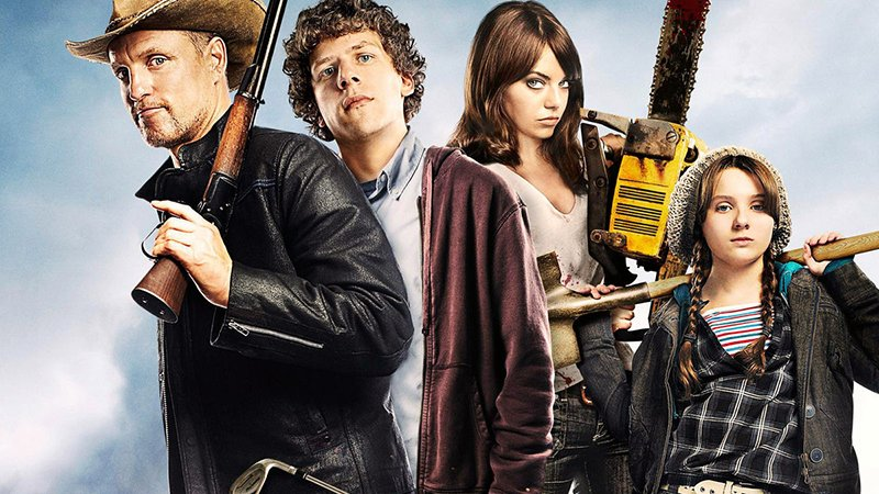 'Zombieland 2' Might Arrive Next Year Complete with Its Original Cast