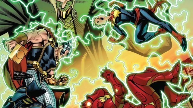 Exclusive Preview: Avengers #3 Sends the Team Against the Dark Celestials